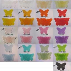 PICK 1 COLOR - Medium Vellum Butter..